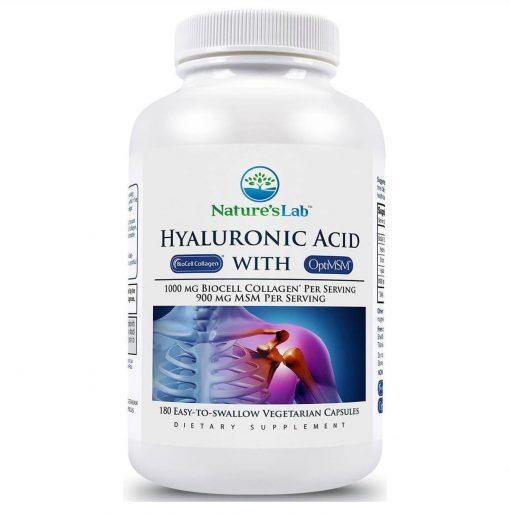 vien uong natures lab hyaluronic acid biocell collagen optimsm