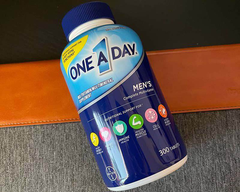 vien uong one a day mens complete multivitamin