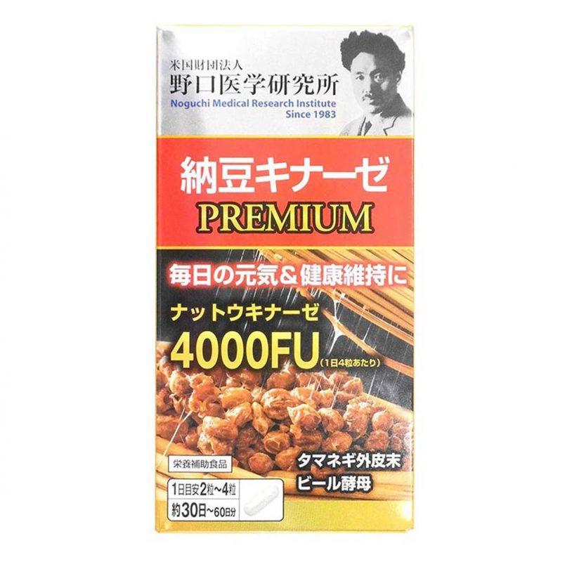 vien uong phong chong dot quy noguchi nattokinase premium 4000fu