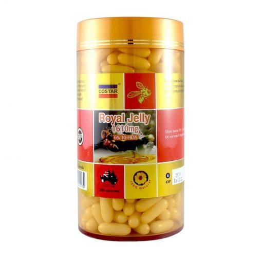 vien uong sua ong chua royal jelly costar 1610mg