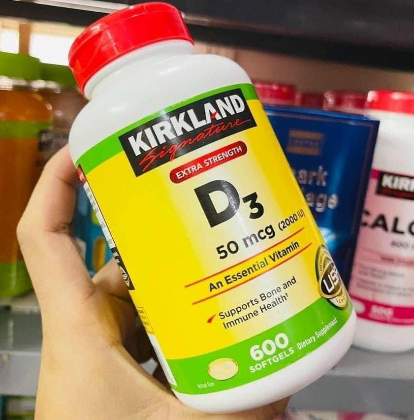 vitamin d3 2000 iu kirkland signature