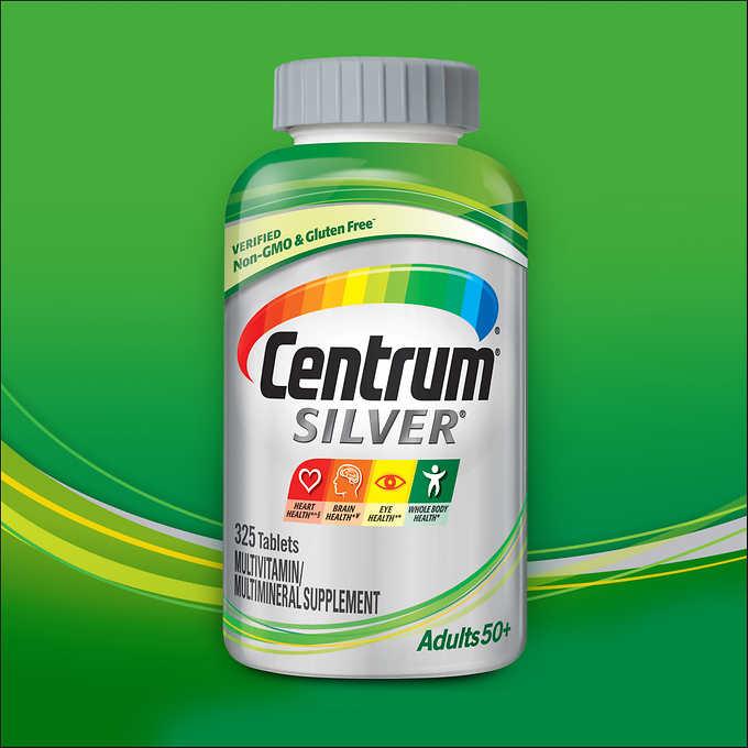 vitamin tong hop centrum silver adult 50