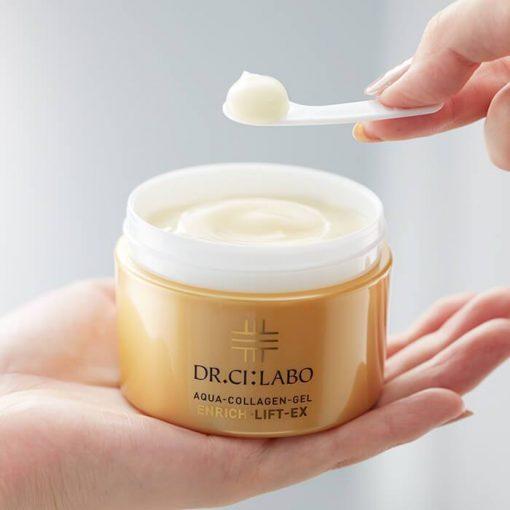 DrCiLabo Aqua Collagen Gel Enrich Lift