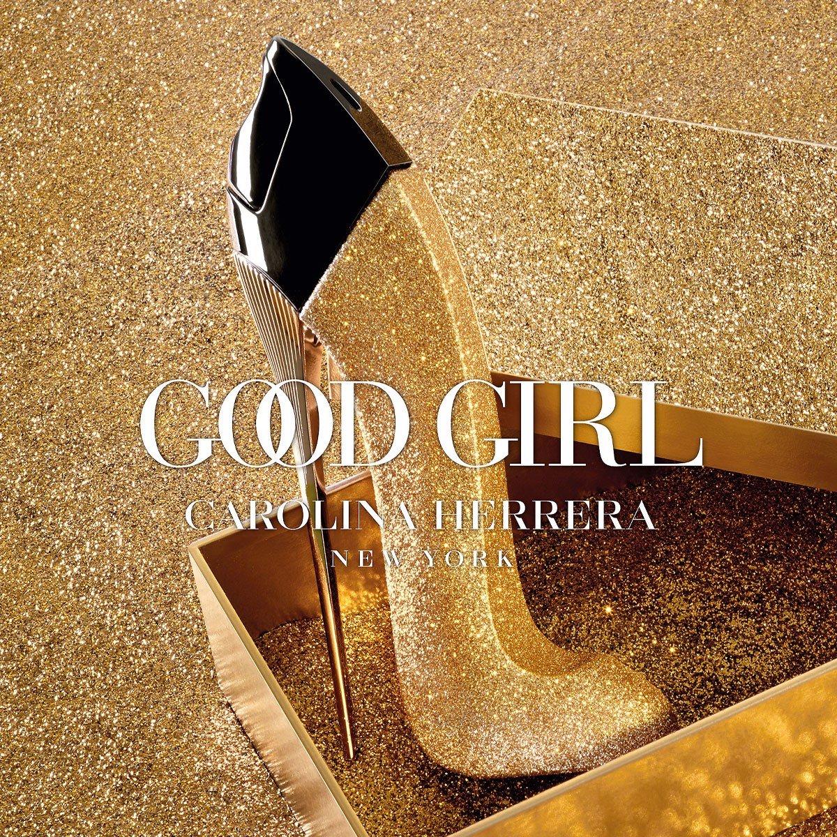 carolina herrera good girl eau de parfum glorious gold collector edp