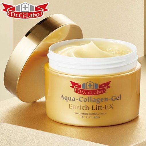 dr ci labo aqua collagen gel enrich lift ex jp