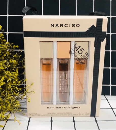 giftset nuoc hoa narciso rodriguez for her