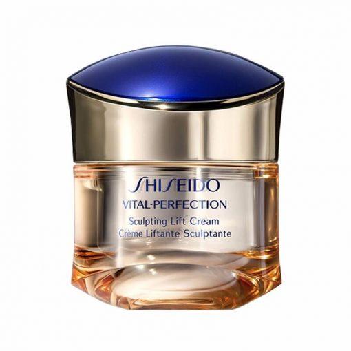 kem duong da nang co shiseido vital perfection sculpting lift cream 50ml