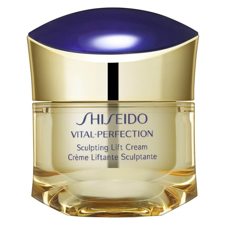 kem duong da nang co shiseido vital perfection sculpting lift cream