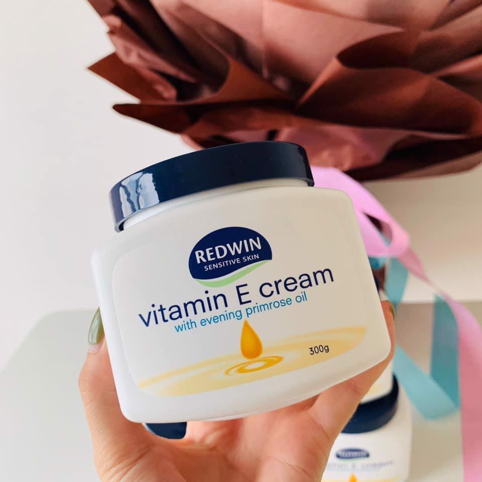 kem duong da redwin sensitive skin vitamin e cream with evening primrose oil