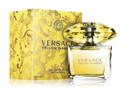 nuoc hoa versace yellow diamond edt