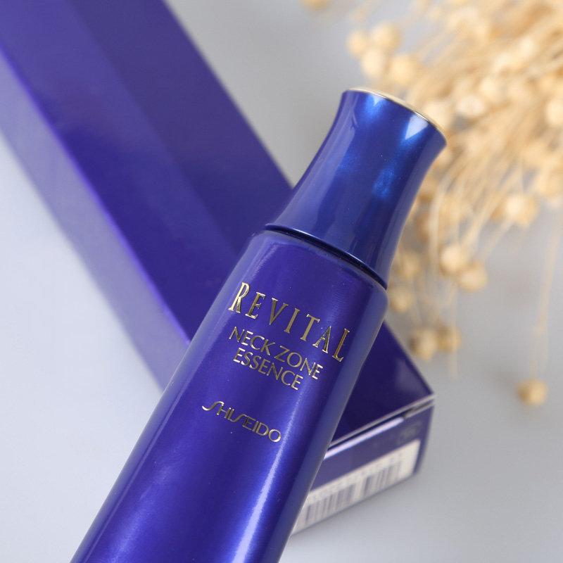 tinh chat chong nhan vung co shiseido revital neck zone essence cua nhat 1