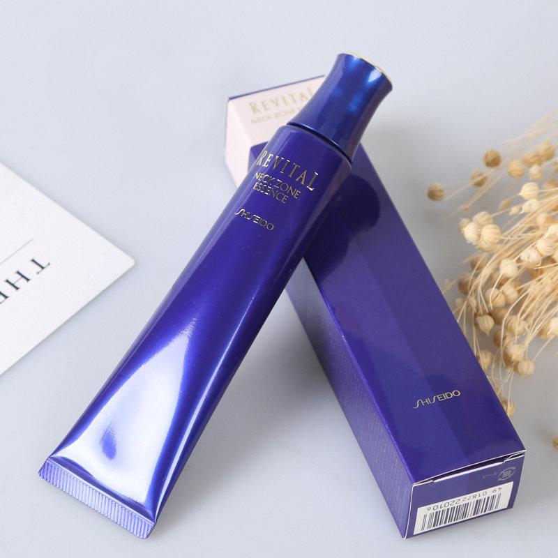 tinh chat chong nhan vung co shiseido revital neck zone essence nhat ban