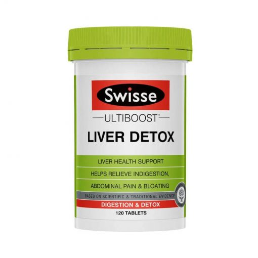 vien uong bo gan giai doc swisse liver
